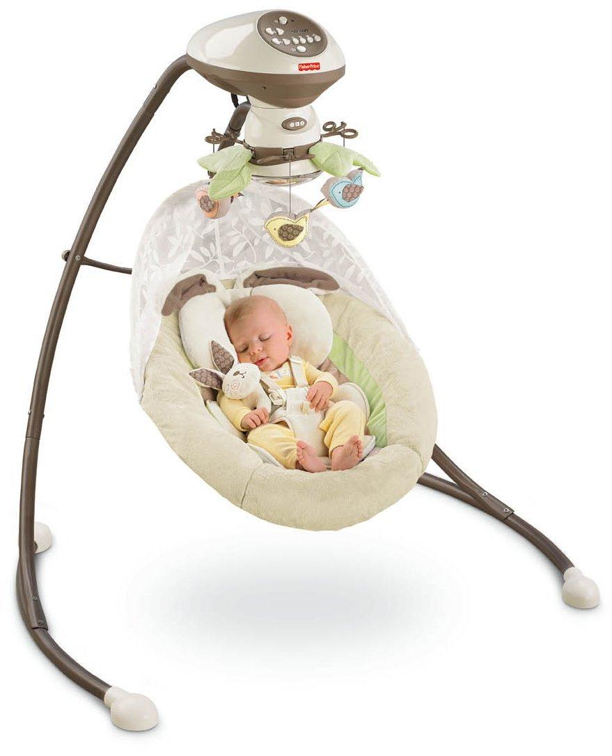 Swing For Fussy Newborn Classy Baby Gear