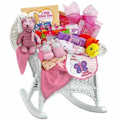 unique baby gifts for girls