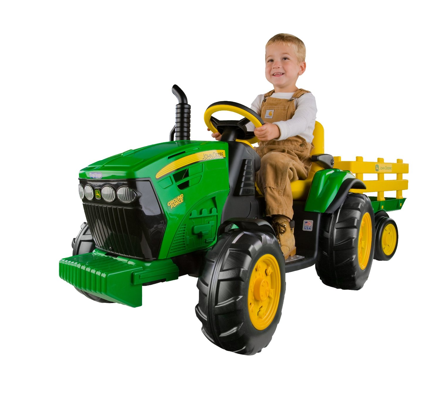 john deere power wheels
