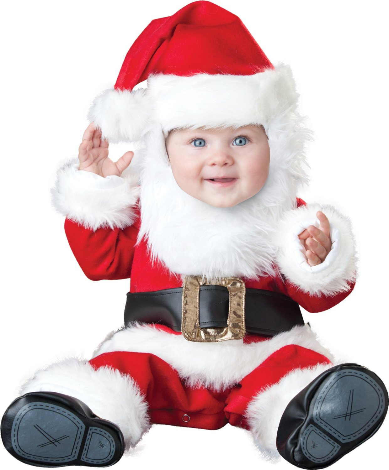 kids santa costume classy baby gear. Black Bedroom Furniture Sets. Home Design Ideas