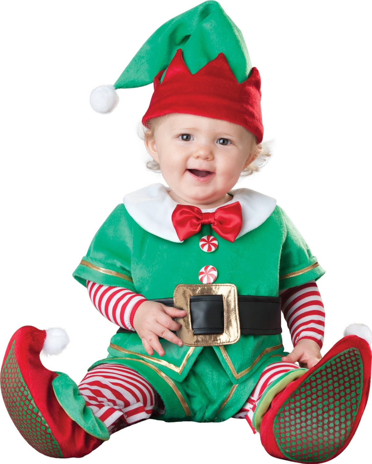 santa suit for baby