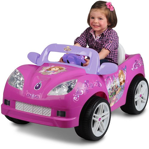 sofia the first power wheels