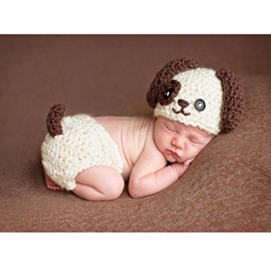 homemade baby dog costume