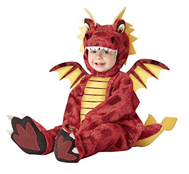 baby dragon costume diy