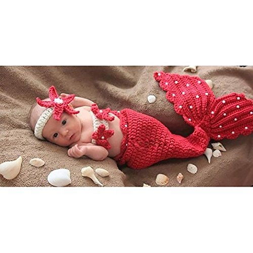 newborn mermaid costumes