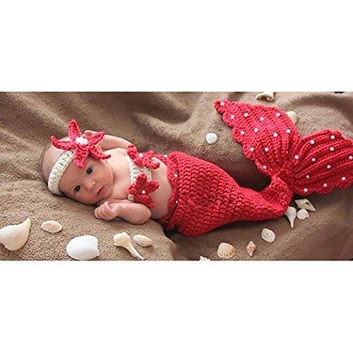 newborn mermaid costumes
